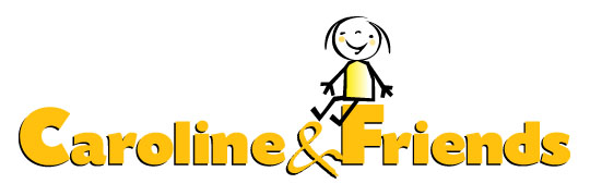Caroline&Friends Logo